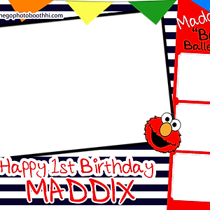Maddix's 1st Birthday