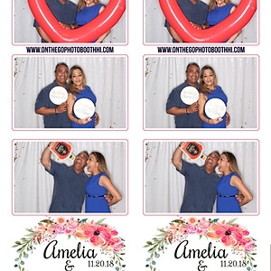 Amelia and Ben's Wedding