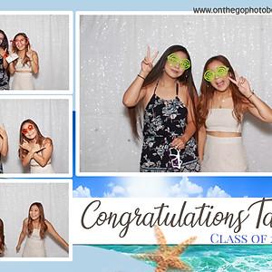 Tamlyn Higaki's Grad Party