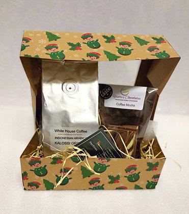 Christmas Coffee Lovers' Gift Box