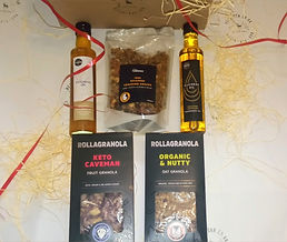 Healthy Foods Gift Box