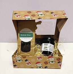 Christmas Tea Lovers' Gift Box