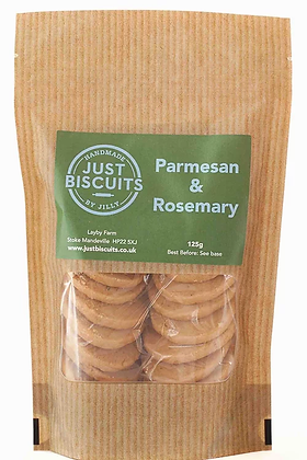 Parmesan & Rosemary by Just Biscuits