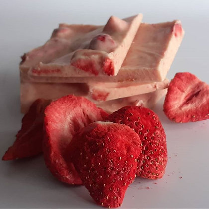 Strawberry & Cream by Yvette's Chocolate