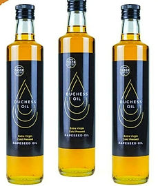 Duchess Extra Virgin Cold-Pressed Rapeseed Oil