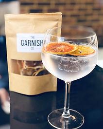 Mixed Citrus Garnish by The Hitchin Garnish Company