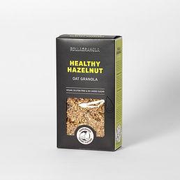 Healthy Hazelnut by Rollagranola