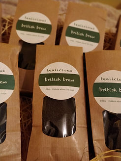 British Brew By Tealicious