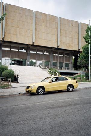 Athen War Museum  Athènes, Grèce /// juillet 2018