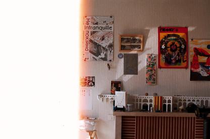 Chambre #2  Nantes /// octobre 2017