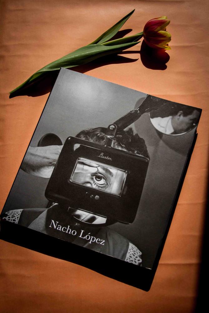 Libro del mes: Nacho López, ideas y visualidad.