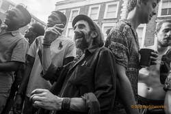 Notting Hill B&W 2017