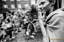 Notting Hill B&W 2018