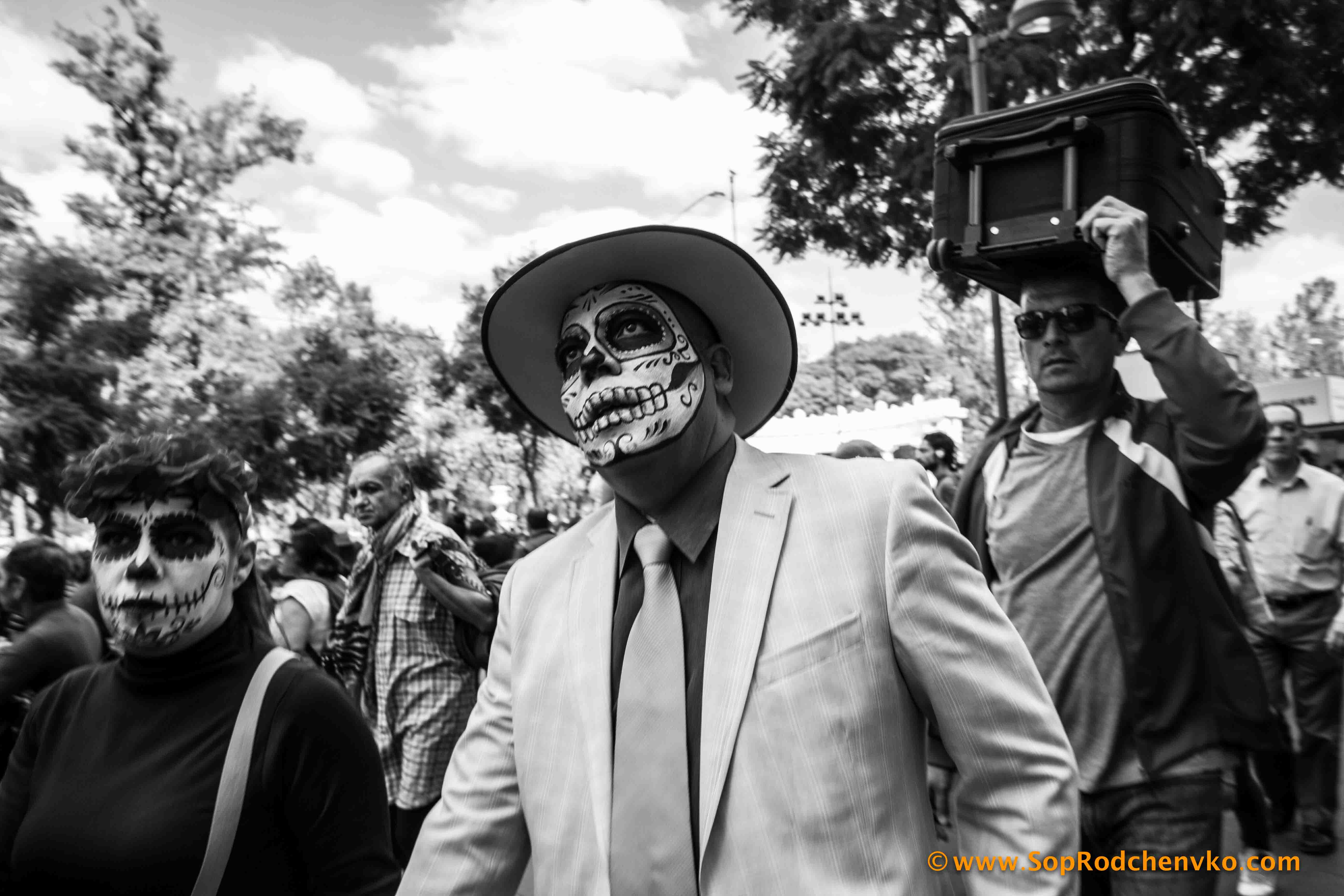 Day of the Dead Parade 2016