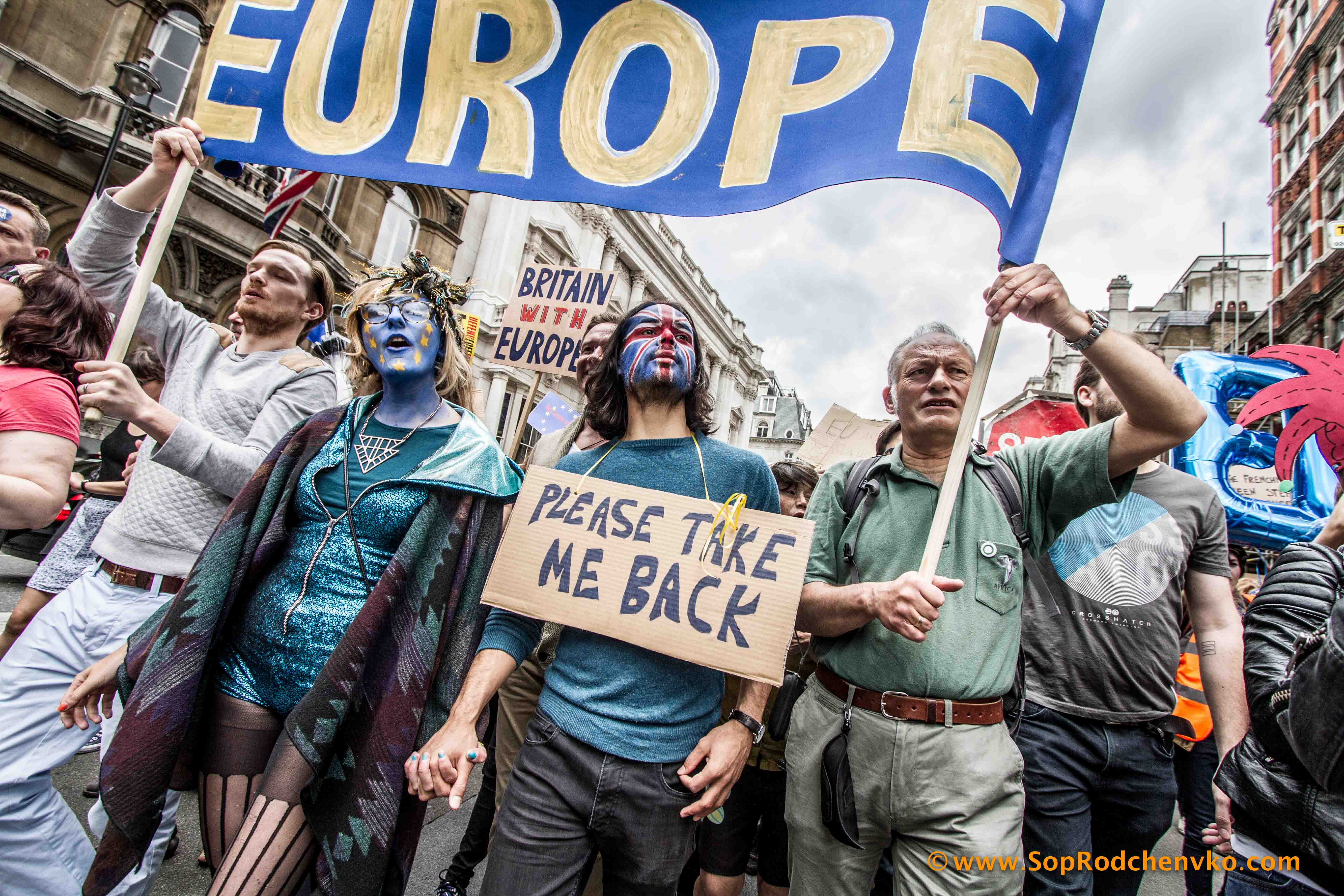 March for Europe 2016