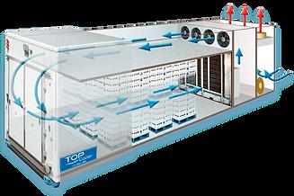 tunel de congelamento, tunel de resfriamento, túnel de congelamentoe resfriamento, túnel congelados, túnel de congelamento peixes, túnel de congelados, congelamento rápido top cooler, túnel de congelamento top cooler, túnel top cooler
