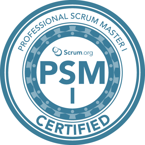 Professional Scrum Master Certification PSM I
