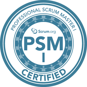 Professional Scrum Master Certification PSM I