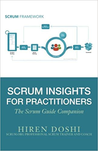 Scrum Insights for Practitioners, by Hiren Doshi