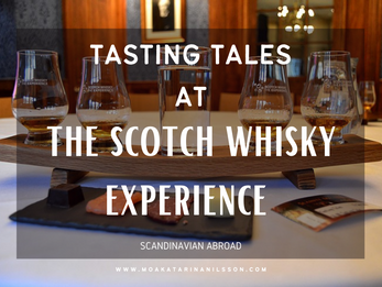 Whisky Tasting Tales at The Scotch Whisky Experience