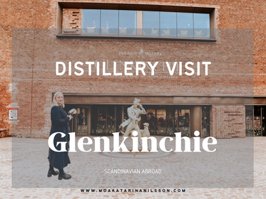 Distillery Visit: The exciting brand new Glenkinchie Distillery !