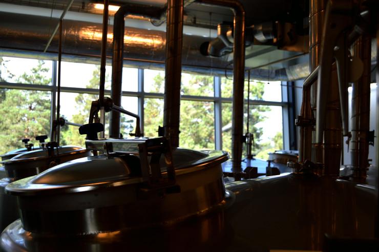 mackmyra distillery