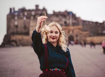 A winter guide to Edinburgh