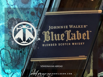 Launch of Johnnie Walker Blue Label x Timorous Beasties