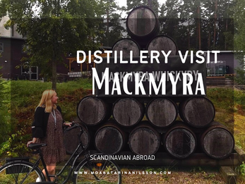 Distillery Visit: Mackmyra Destilleri, Gävle