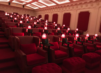 A cosy cinema experience at The Scotsman Picturehouse