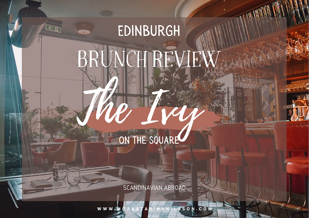 The Ivy on the Square Edinburgh