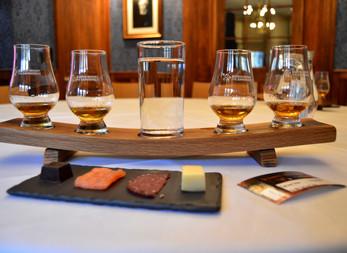 6 places for whisky tastings in Edinburgh