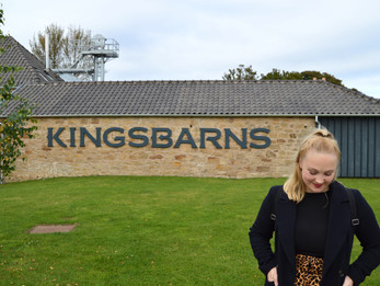 Distillery Visit: Kingsbarns & Darnley's Gin