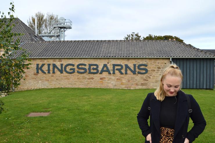 Kingsbarns whisky distillery