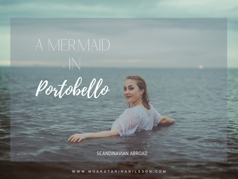 A Mermaid in Portobello