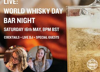 Co-hosting a Virtual Pub Night w SMWS!