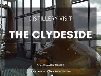 Distillery Visit: The Clydeside Distillery in Glasgow