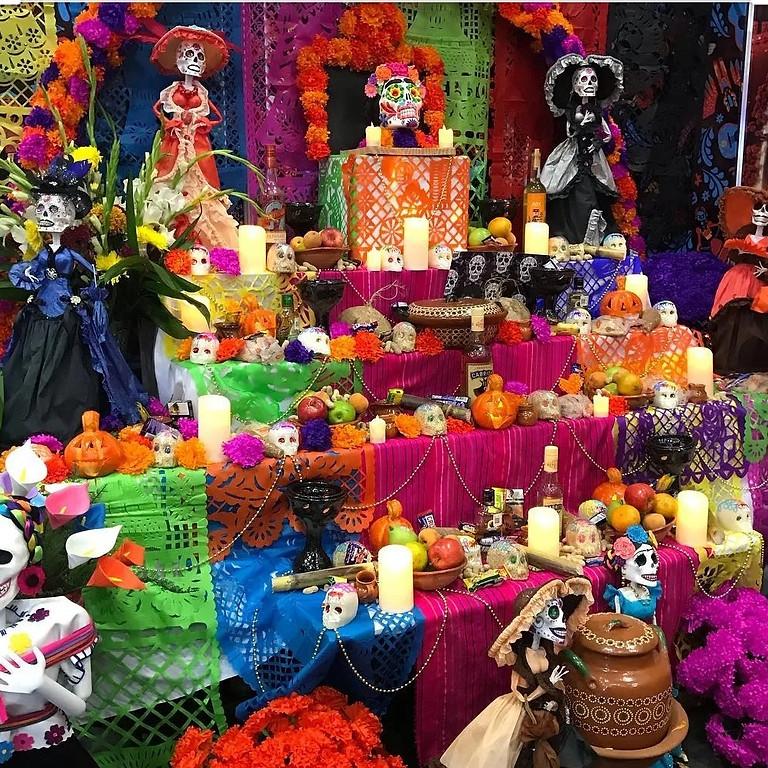 Create a Muertos Altar