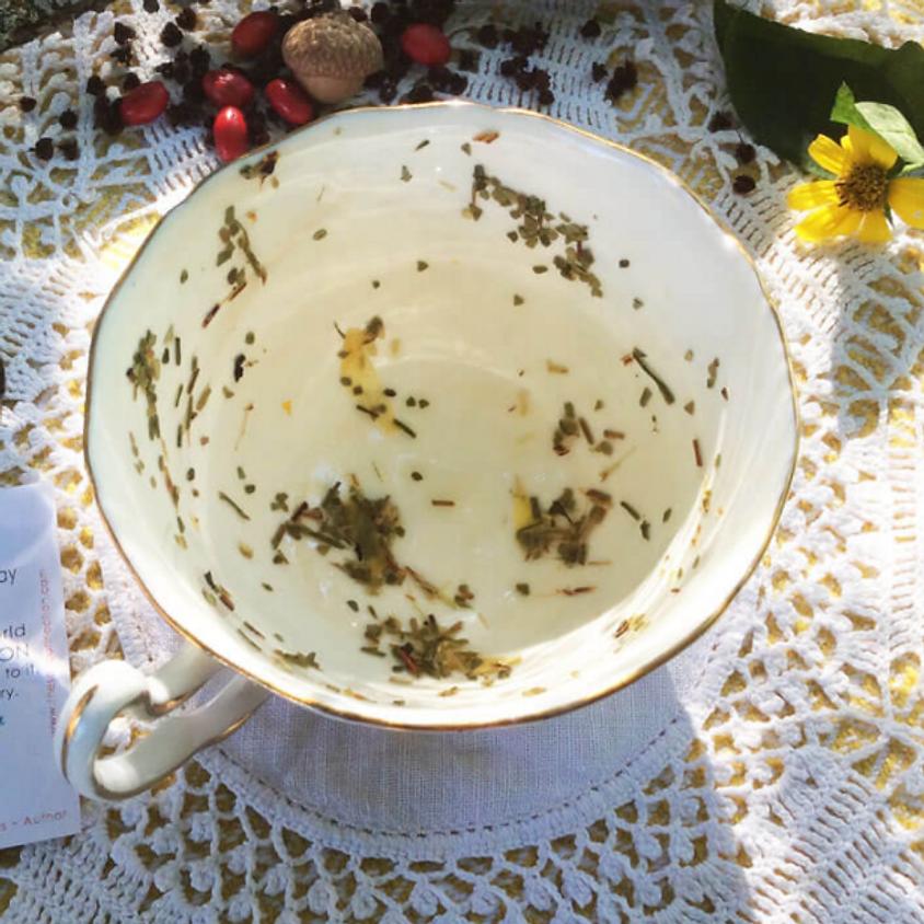 Tasseography - The Art of Tea Leaf Reading!