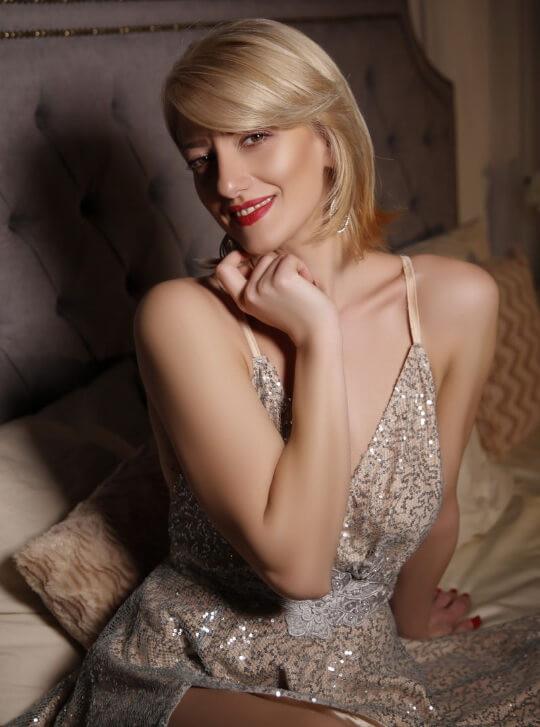 Russian model - Bangkok and Pattaya girls