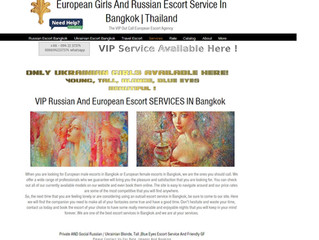 How to Enjoy Your Diwali in Bangkok With Russian Outcall Escorts?