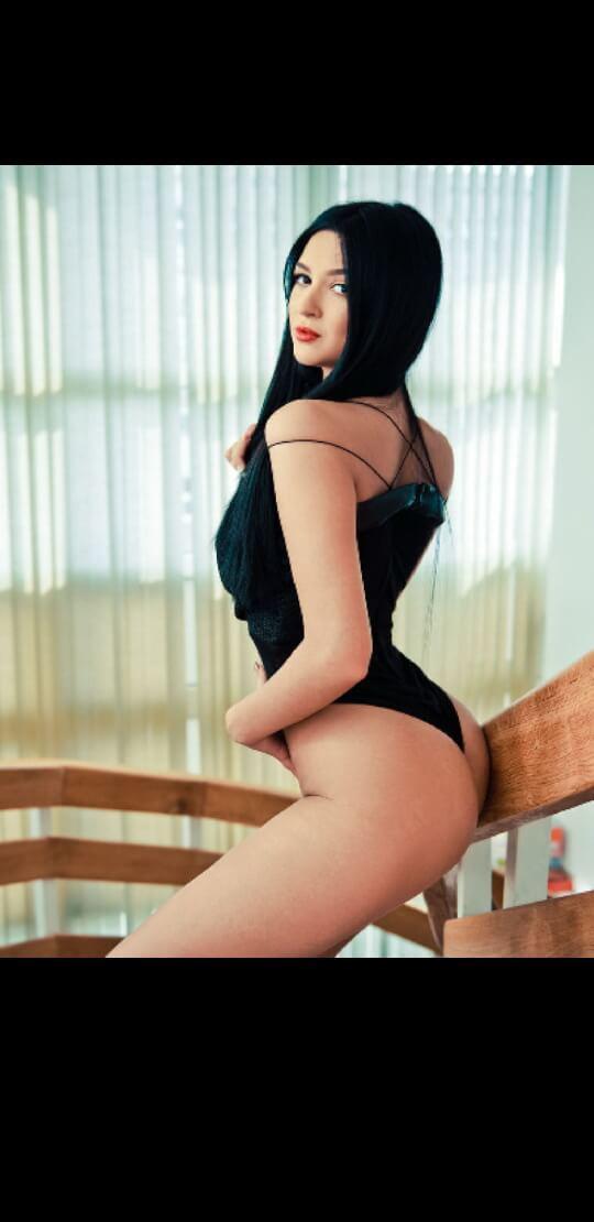 Russian models of Bangkok