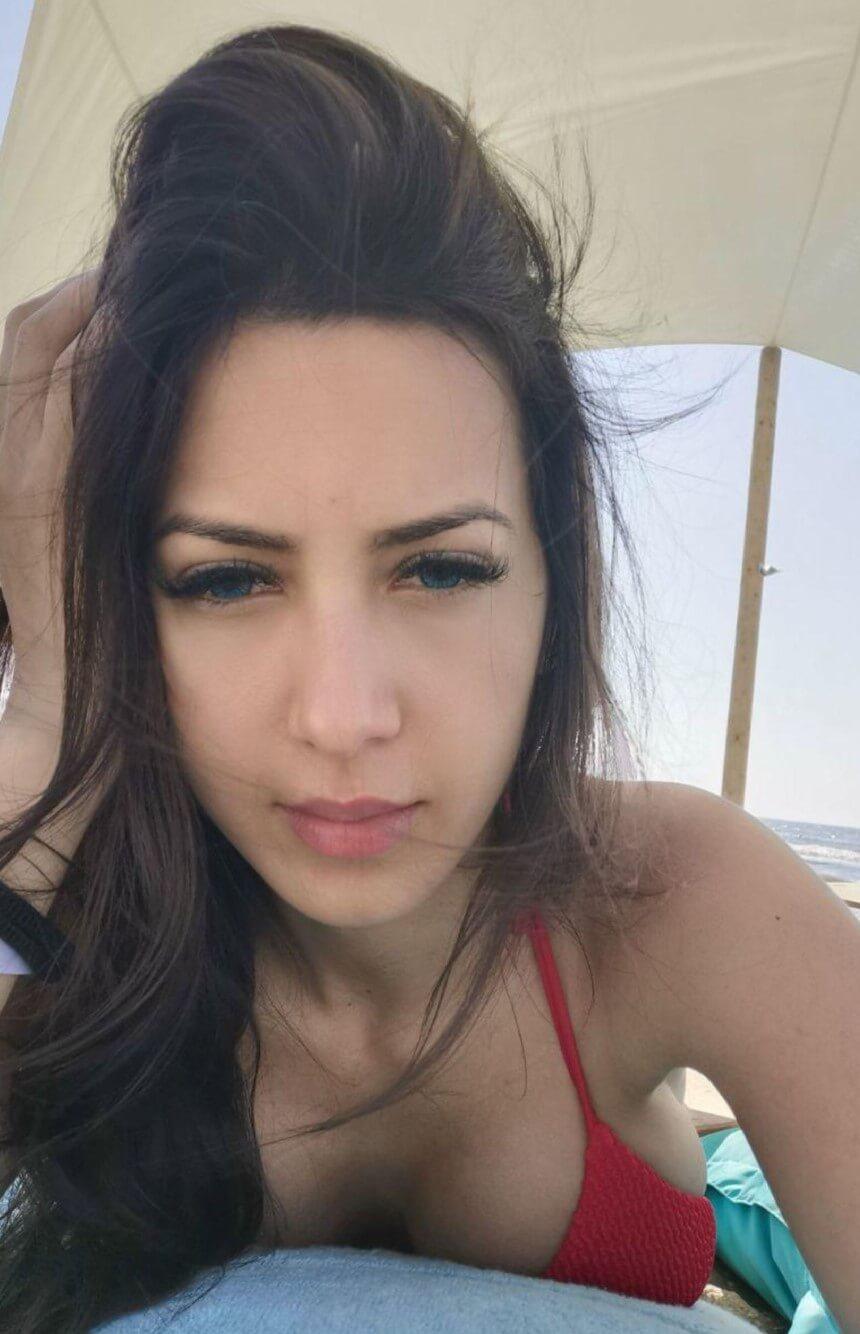 Nina- Russian escort Pattaya girls