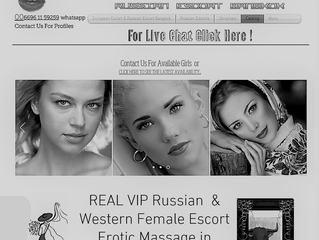 Why are online [ Russian, Euro] agencies best to order escort service?