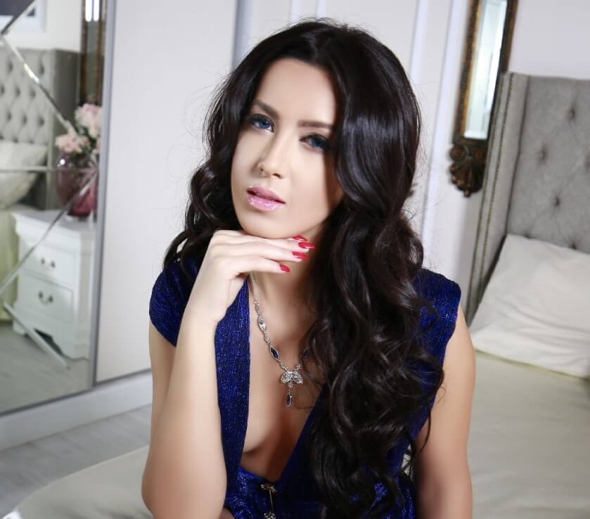 Nina- Russian escort Pattaya chick