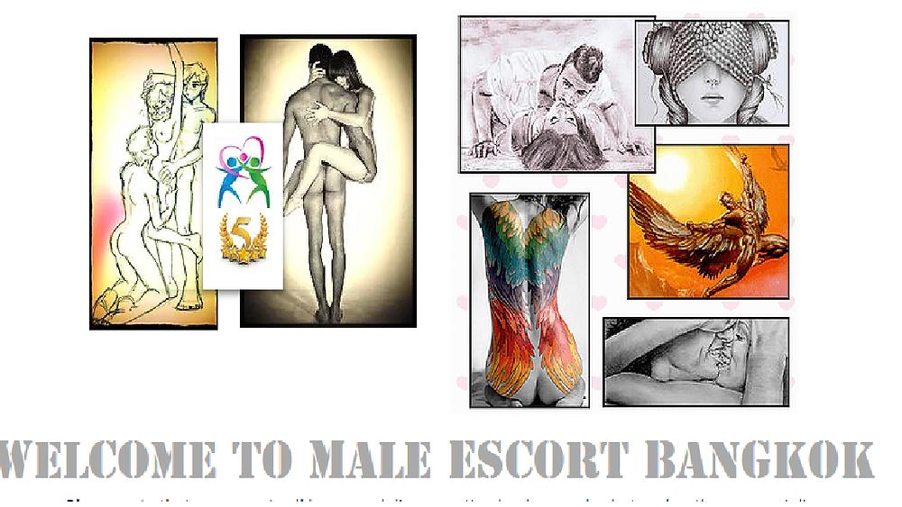 Best male escort service provider in Bangkok