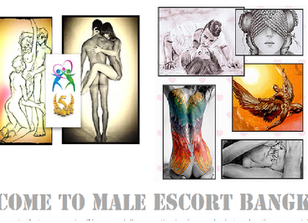 Get the Best Outcall Escort Service from The European Male Escorts Bangkok
