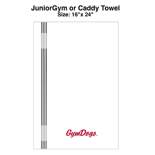 TOWEL01- Junior Gym Towel