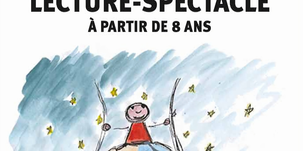 ANNULÉ - Lecture spectacle