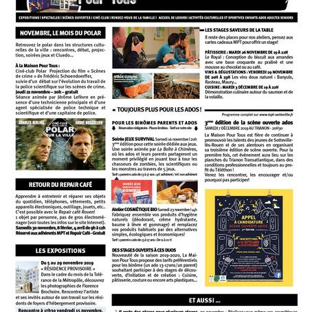 Le zèbre info n°46